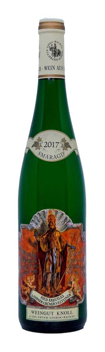 Knoll Ried Loibenberg Grüner Veltliner Smaragd 2017 Image